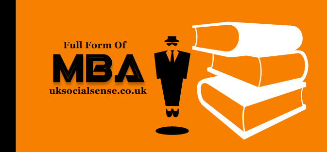 MBA full form, How to do the course